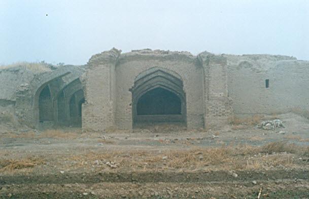 پاورپوینت تعمیر ونگه داری ساختمان کاروانسرای سید آباد