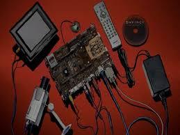 پاورپوینت مطالعه و بررسی پردازنده های DSPو امکان سنجی یک سامانه حداقلی جهت کار با آنها
